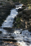 De rivierdalingen van Provo Stock Afbeelding