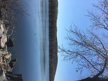 De rivierdok van Connecticut Royalty-vrije Stock Afbeelding