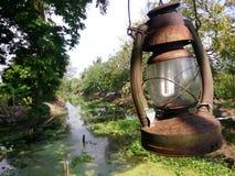 De rivieren van Thailand Stock Afbeelding