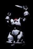 De Robot van de moordenaar Stock Foto
