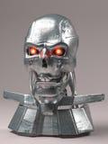 De robot van de moordenaar royalty-vrije illustratie