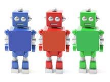 De Robot van het stuk speelgoed Royalty-vrije Stock Foto