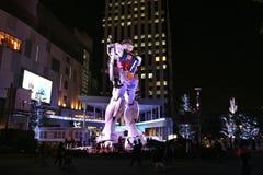 De robot van Tokyo royalty-vrije stock foto's