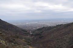 ` de roches bleues de ` de parc naturel - Bulgarie, Sliven Photographie stock