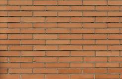 De rode achtergrond van de bakstenen muurtextuur royalty-vrije stock afbeelding