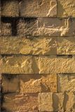 De rode achtergrond van de bakstenen muurtextuur grunge Royalty-vrije Stock Afbeeldingen