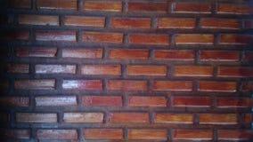 De rode achtergrond van de bakstenen muurtextuur, wordt de achtergrond van de bakstenen muur prachtig geschikt royalty-vrije stock afbeeldingen
