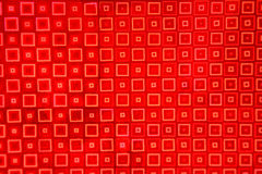 De rode Achtergrond van de Folie Royalty-vrije Stock Fotografie