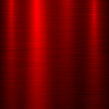 De rode Achtergrond van de metaaltechnologie Royalty-vrije Stock Afbeeldingen