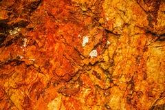 De rode achtergrond van de steenrots, contrast abstract behang Royalty-vrije Stock Foto's