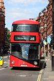 De rode bus van Londen royalty-vrije stock fotografie