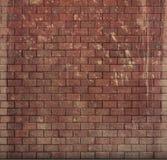 De rode 3d steen van de de muurvloer van het tegelmozaïek grunge geeft terug Royalty-vrije Stock Foto's