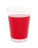 De rode dranken van het Amerikaanse veenbesfruit Royalty-vrije Stock Afbeelding
