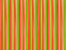 De rode groene houten abstracte symmetrische achtergrond van textuur verticale lijnen Royalty-vrije Stock Afbeelding