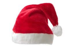 De rode hoed van heilige Royalty-vrije Stock Foto
