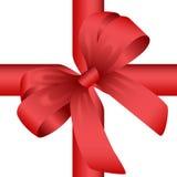 De rode Knoop van de Gift royalty-vrije illustratie