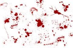De rode Morserij van het Bloed Royalty-vrije Stock Fotografie