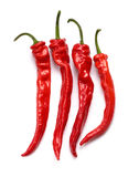 De rode Peper van de Spaanse peper Royalty-vrije Stock Afbeelding