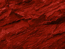 De rode Textuur van de Steen Royalty-vrije Stock Afbeeldingen