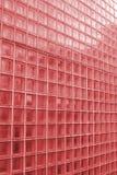 De rode Textuur van de Tegel stock foto