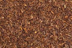 De rode thee van Rooibos Royalty-vrije Stock Afbeeldingen