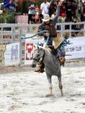 De rodeo toont stock foto's