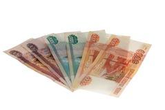 De roebels van de ventilator Royalty-vrije Stock Afbeeldingen