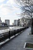 De Roemeense Bouw Royalty-vrije Stock Foto