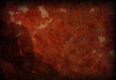 De roest en de toestellen van Grunge stock illustratie