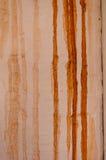 De roest en de verftextuur van de Grunge rode kleur Royalty-vrije Stock Fotografie