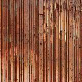 De roestige Achtergrond van het Metaal stock foto's