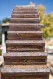 De roestige close-up van het radertjewiel Royalty-vrije Stock Fotografie