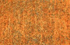 De roestige textuur van het metaal Royalty-vrije Stock Afbeelding
