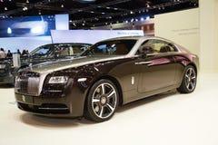 De Rolls Royce-Spook Standaardwielbasis het Majestueuze Paard Royalty-vrije Stock Foto's