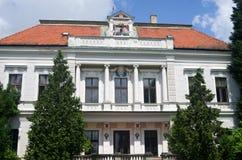 De romantische manor Royalty-vrije Stock Afbeelding