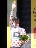 De Ronde van Frankrijk van Peter Sagan 2015 Royalty-vrije Stock Afbeeldingen