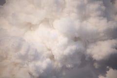 De rook van chimne Stock Foto's