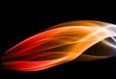De rook van de kleur royalty-vrije stock afbeeldingen