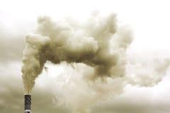De rook van Dyrty Stock Foto's