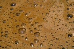 De room van de koffie Stock Fotografie
