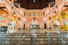 De rooms-katholieke Kerk royalty-vrije stock afbeelding