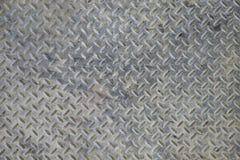 De Roostertextuur van de staalvloer Royalty-vrije Stock Foto