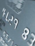 De rotatie van het krediet Stock Foto