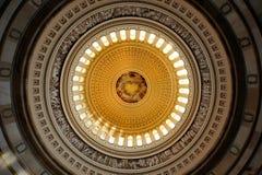 De rotonde van het Capitool van de V.S., Washington, gelijkstroom stock foto's