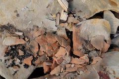 De rots Stock Foto's