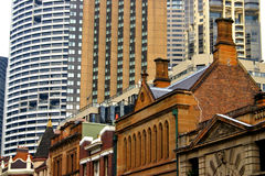 De rots, Sydney Stock Afbeelding