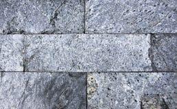 De Rots van de baksteen Stock Afbeeldingen