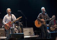 De Rots van de Band van Amerika toont stock foto's