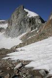 De rots van de berg Stock Afbeelding