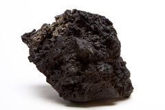 De Rots van de lava Royalty-vrije Stock Afbeelding